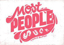 Most People Suck! von Paul Robson