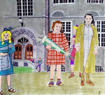 Erster Schultag von Heidi Schmitt-Lermann