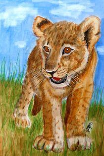 Das Löwenkind von Heidi Schmitt-Lermann