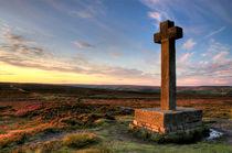 Ana Cross, North York Moors by Martin Williams