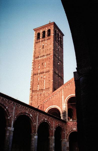 Basilica-of-st-ambrose-milan