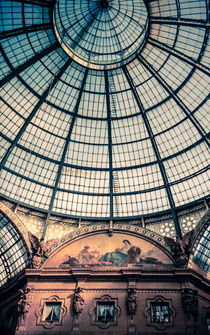 Faded Memories: Galleria Vittorio Emmanuel II by Cameron Booth