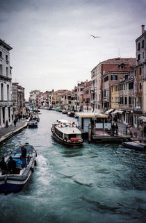'Faded Memories: Venezia' by Cameron Booth