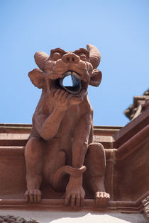 Gargoyle on the Straßburger Münster von safaribears