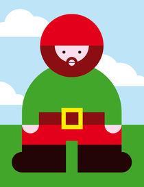 Little Gnome von Krista de Groot