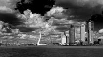 Rotterdam Skyline by Thomas van der Willik