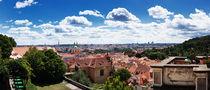 Prague Panorama by Thomas van der Willik