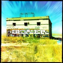 Abandoned Utah von Jenny Allport