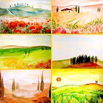 Best of Toscana von Maria-Anna  Ziehr