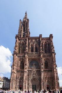 Straßburger Münster by safaribears
