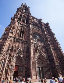 Straßburger Münster von safaribears