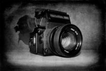 Vintage Camera by Sarah Couzens
