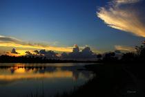 Sunset-Reflections by Zoila Stincer