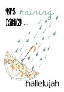 It's raining... von Lena Compaoré