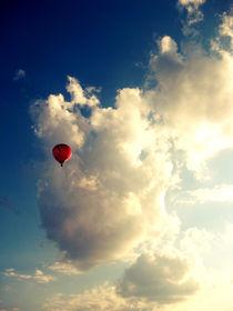 heißluftballon. von chaunceyphotography