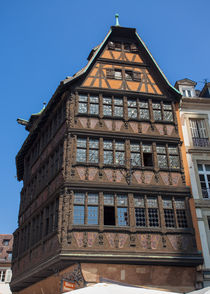 Half-timbered House at its best von safaribears