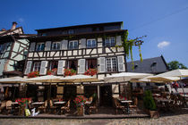 Half-timbered House, Petite France by safaribears