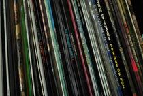 Vinyl record collection von Cat B
