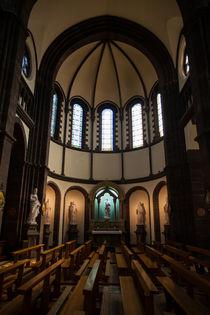 Transept Chapel, Saint-Pierre-le-Jeune catholique by safaribears