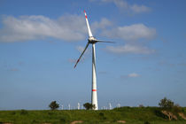Windkraftanlage - Wind power plant by ropo13