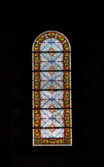Stained-glass Window von safaribears