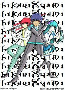 HikariXyami I 1 Manga von calpho
