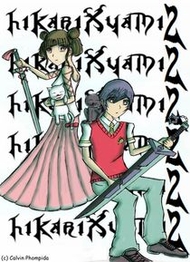 HikariXyami II 2 Manga von calpho