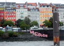 Hafenstrasse von hamburgart