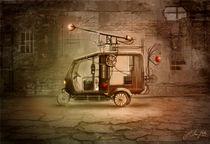 Steampunk Rickshaw by Kabir Shah