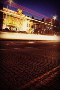 Lightspeed outside Bristol Hippodrome by Dan Davidson
