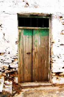 Cretan door no4 by Pia Schneider