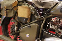 Old militar moto by emdesigns
