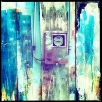 Gas Meter by Jenny Allport