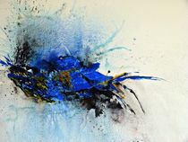 Stimme im Meer von Ismeta  Gruenwald