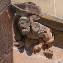 Chimera on Nikolaikirche von safaribears