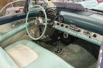 Old vintage car interior  by emdesigns