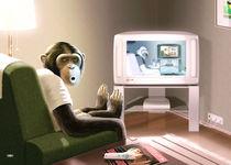 Too Much TV by Kalle Erkkilä