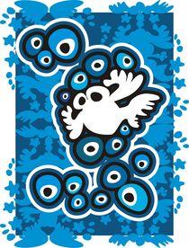 flyng eyes water by ezioleone