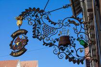 Tavern-sign 'Rossknecht im Schloss' von safaribears