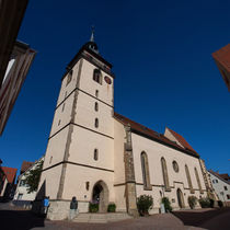 Stadtkirche Bietigheim by safaribears