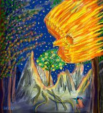 Der Feuervogel von Heidi Schmitt-Lermann