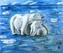 Quo vadis, Eisbär? von Heidi Schmitt-Lermann