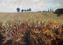 fields of summer von Ellen Fasthuber-Huemer