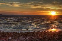 Horizon Sunset von Dan Davidson