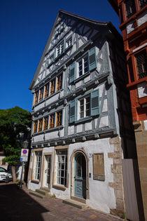 Half-timbered, House von safaribears