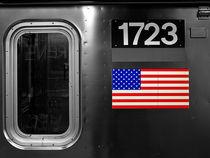 Subway #02 von Marcus A. Hubert