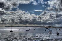Lindisfarne View #1 von Colin Metcalf