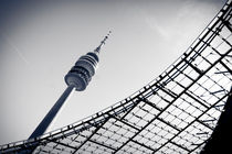 Olympic Tower Munich II. by Martin Dzurjanik