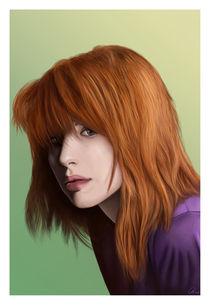 Hayley by Raffaele Grande