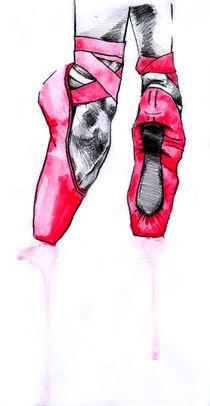'En Pointe' von Oeil Jumratsilpa